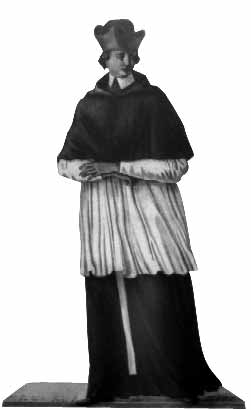 French clergy during the 17th and 18th centuries